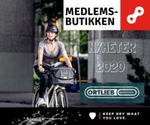 Medlemsbutikken Nyheter 2020