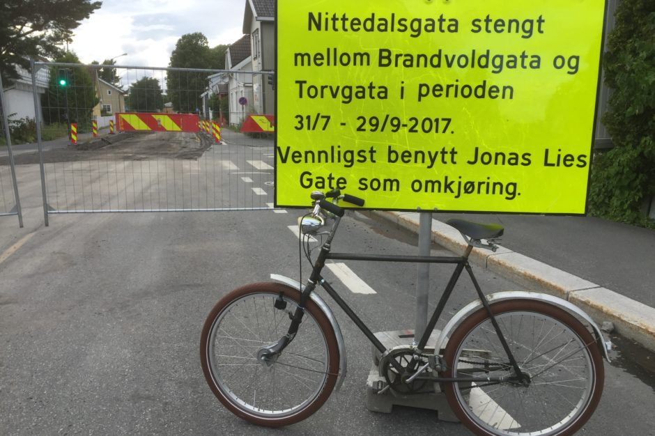 sykkel lillestrøm