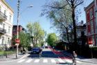 Illustrasjon fra Sykkelprosjektet i Oslo.