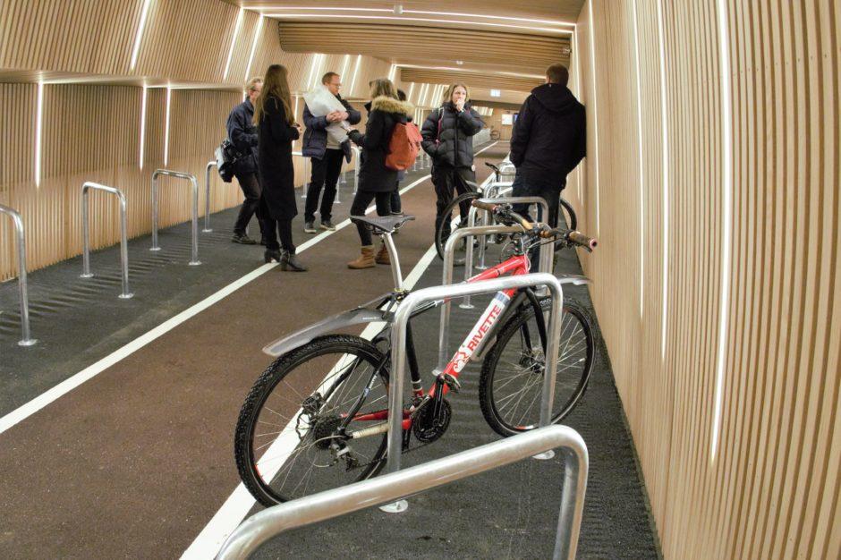 Oslos første sykkelhotell