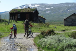 Til Jøldalshytta i Trollheimen