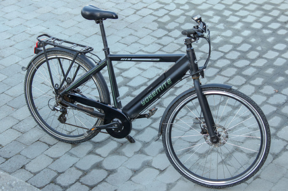El sykkel biltema