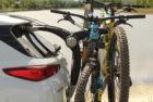 Sykkelstativ for biler uten tilhengerfeste