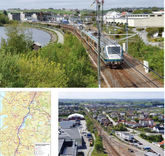 Dobbeltspor Jærbanen