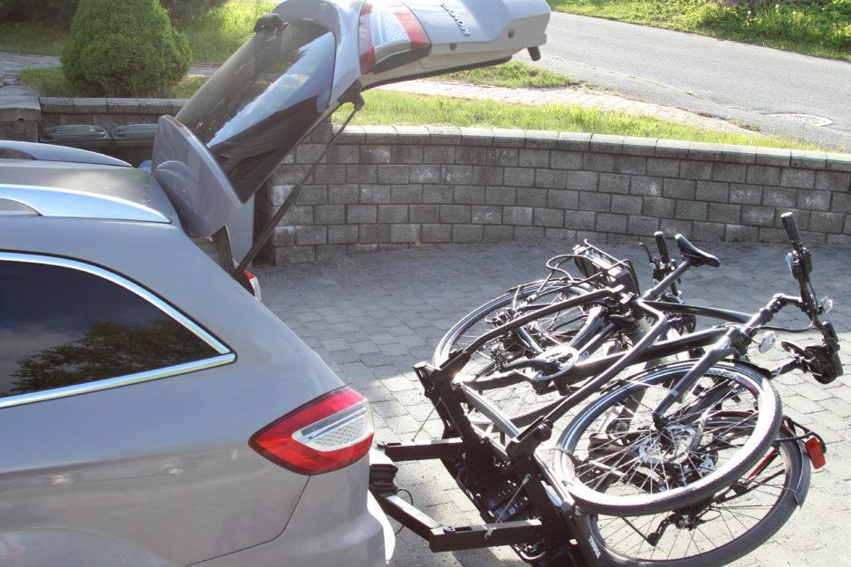 Fantastisk Sykkelstativ som tåler det meste — Syklistene WD-58
